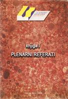 XIII конгрес геолога Југославије - Књига 1