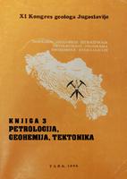 XI конгрес геолога Југославије - Књига 3