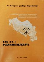 XI конгрес геолога Југославије - Књига 1